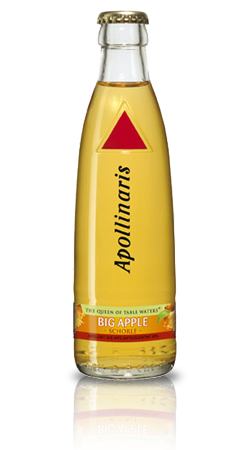 Softdrinks, Apollinaris Apfelschorle